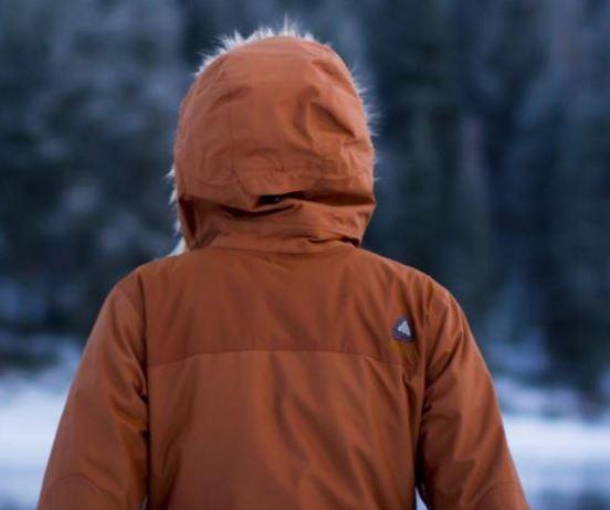 Vinterjakke til mænd